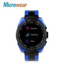 купить Microwear L3 Professional Sports Smart Watch Sleep Heart Rate Monitor Pedometer Smart Bracelet Fitness Tracker for iOS Android дешево