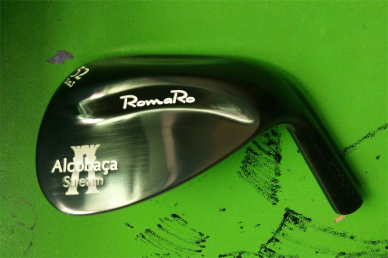 Playwell Romaro  Alcobaca stream 2016 forged  carbon steel  golf   wedge head   wood  iron  putter new golf head romaro alcobaca tour stream forged carbon steel golf wedge head have 50 56 58 deg loft no golf shaft free shipping