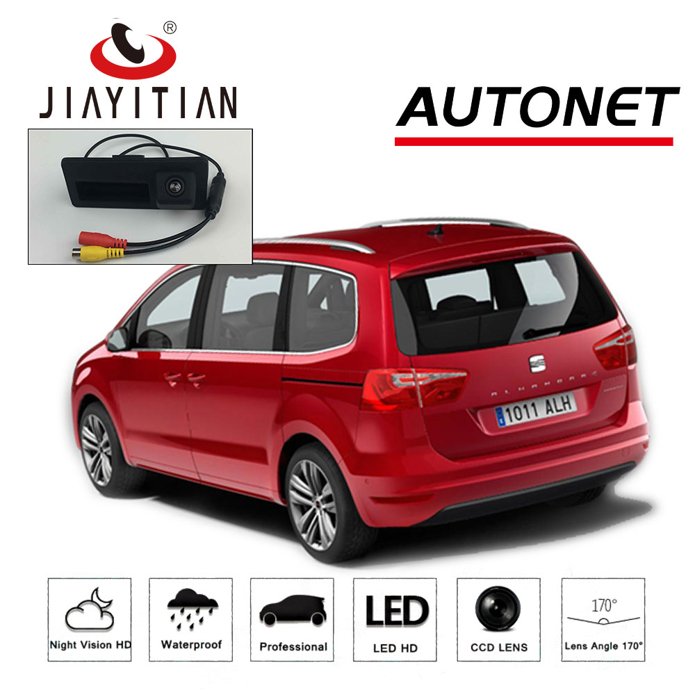 JIAYITIAN Rear Camera For SEAT Alhambra Mk2 7N 2010 2011 2012 2013 2015 Instead of Original