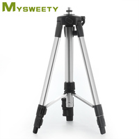 115cm Laser Level Tripod Professional Carbon Tripod For Laser Level Adjustable Aluminum Tripod