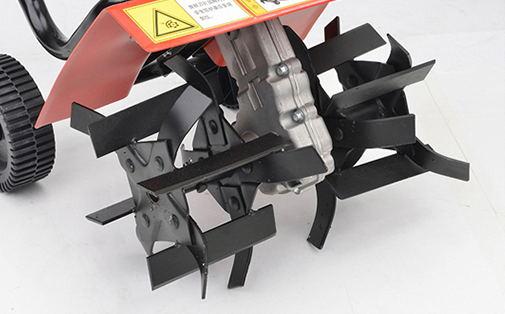 Minibensiin Tiller Garden minikultivaator Professionaalsed - Aiatööriistad - Foto 2