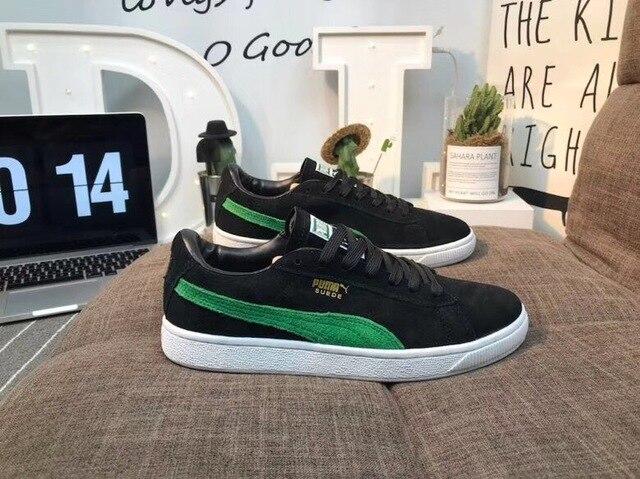 fc90a21dfd1 Puma chaussures Puma daim classique BBOY fabuleux 50th anniversaire  classique chaussures taille 36-44