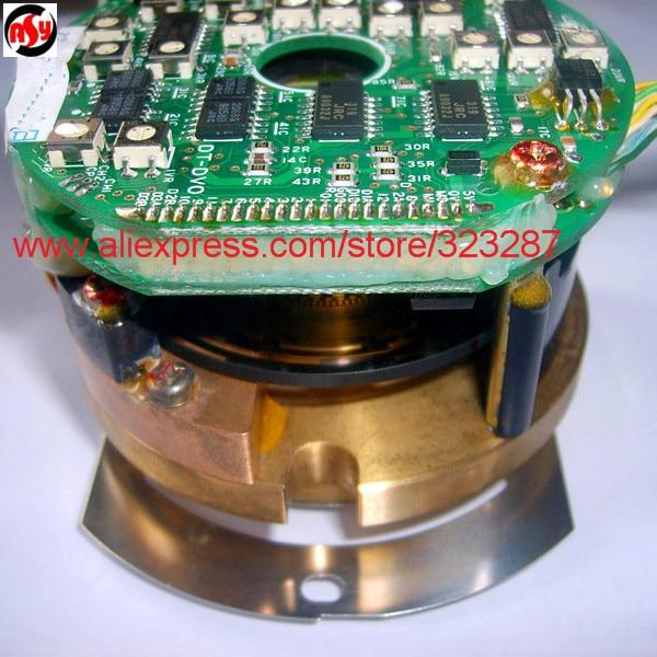 Absolute Encoder UTMAH-B15ASB Rotary Encoder Application servo Motor rotary encoder hs5208 01g 1024bz1 5l hs3806 01g 2000bz1 12 24c