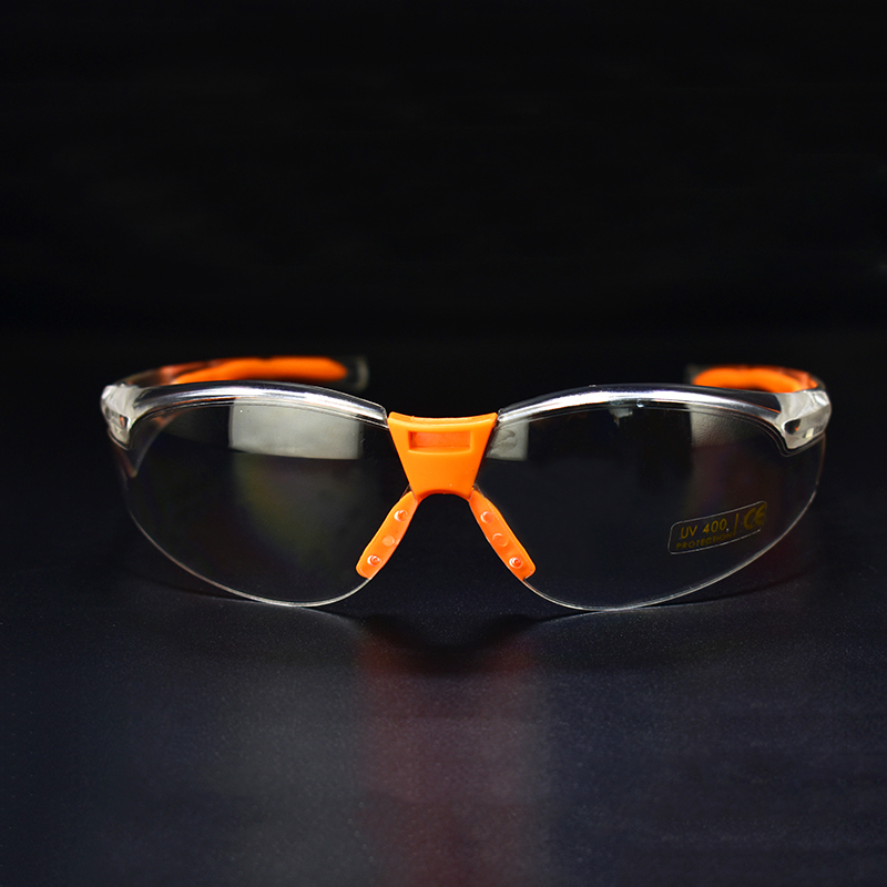 Hot Sale FGHGF Safety Goggles PC Eye Protector Safety Glasses Labor Sand-proof Striking Resistant Dust proof Security blinkers