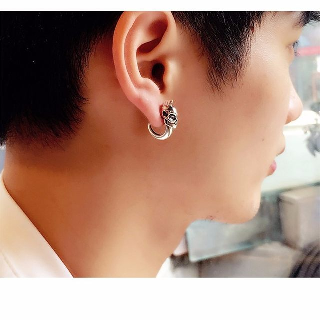 mens earrings afterpay