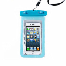 Clear Waterproof  Bags with Strap for iPhone 7 7 Plus, Pouch Swim Cases Cover For Samsung Galaxy S7 For Xiaomi Mi5