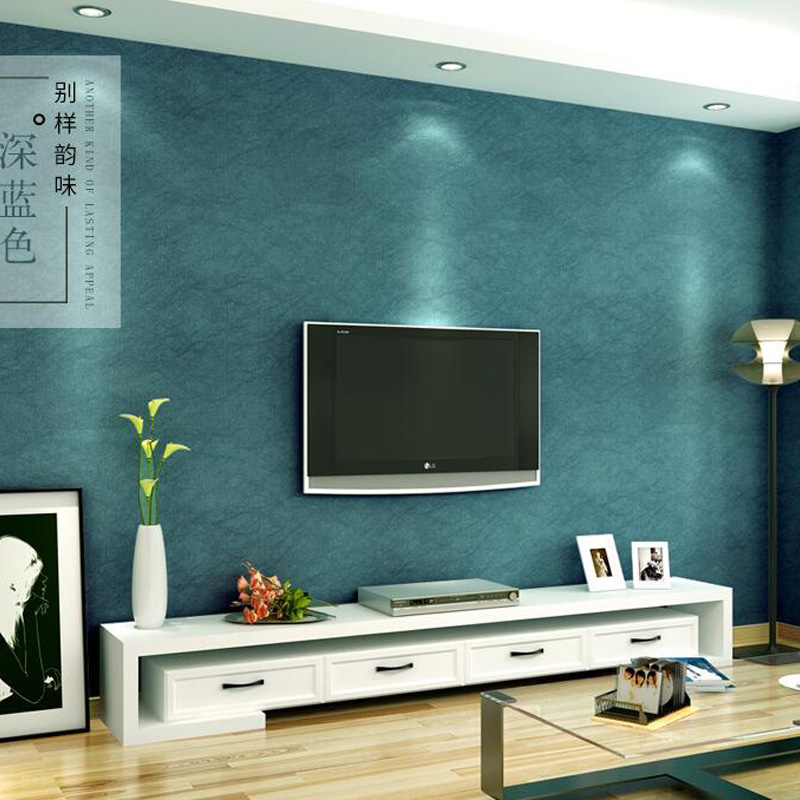 Compare prices on wallpaper silk online shopping buy low for B q living room wallpaper