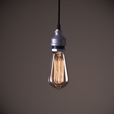 American Country Retro Water Pipe Pendant Light Fixtures Edison Style Loft Industrial Vintage Lamp Hanglamp modern pendant lights nordic retro light american vintage industrial lamp edison pendant lamp fixtures