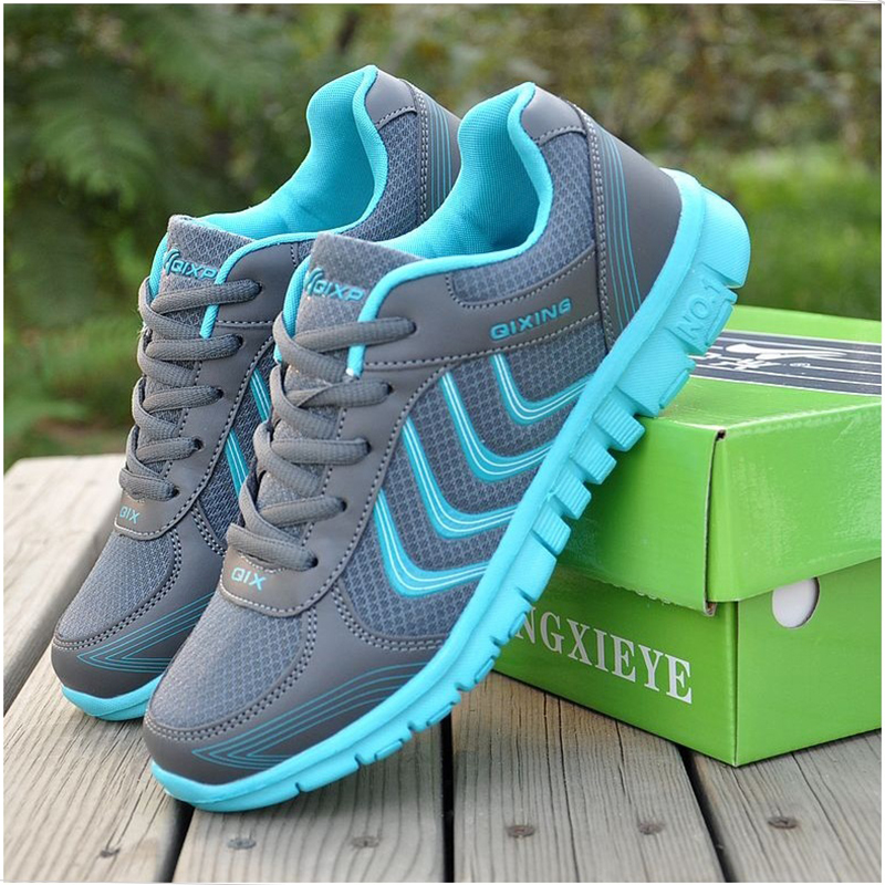 New arrive Casual shoes women Mesh shoes women 2017 fashion hot Breathable women shoes 62135-2 hot new 2016 fashion high heeled women casual shoes breathable air mesh outdoor walking sport woman shoes zapatillas mujer 35 40