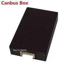 Canbus Decoder Box Para Minha Loja Alguns Car DVD Player Rádio Stereo Amplificador JBL Apoio Controles da Roda de Direcção