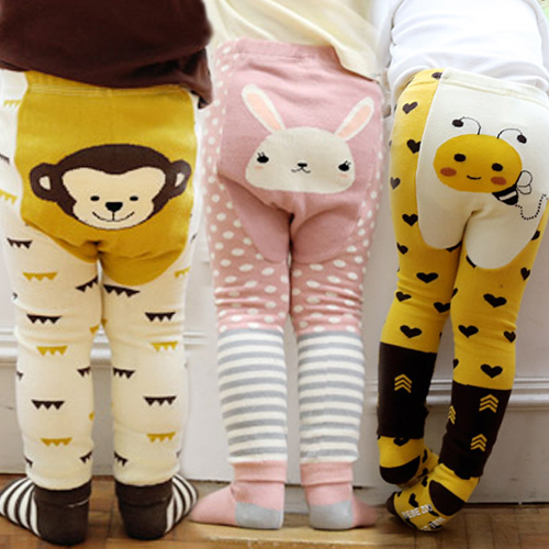 Toddler Boy Pants Cotton Skinny Toddler Boy Pants Cute Cartoon Toddler Girl Pants ka1115