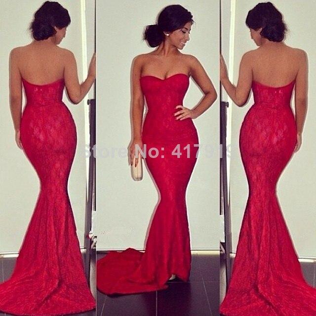 Bodycon Prom Dresses