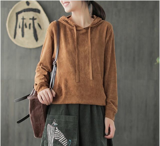 Cute Loose Sweatshirts Casual Hoodies