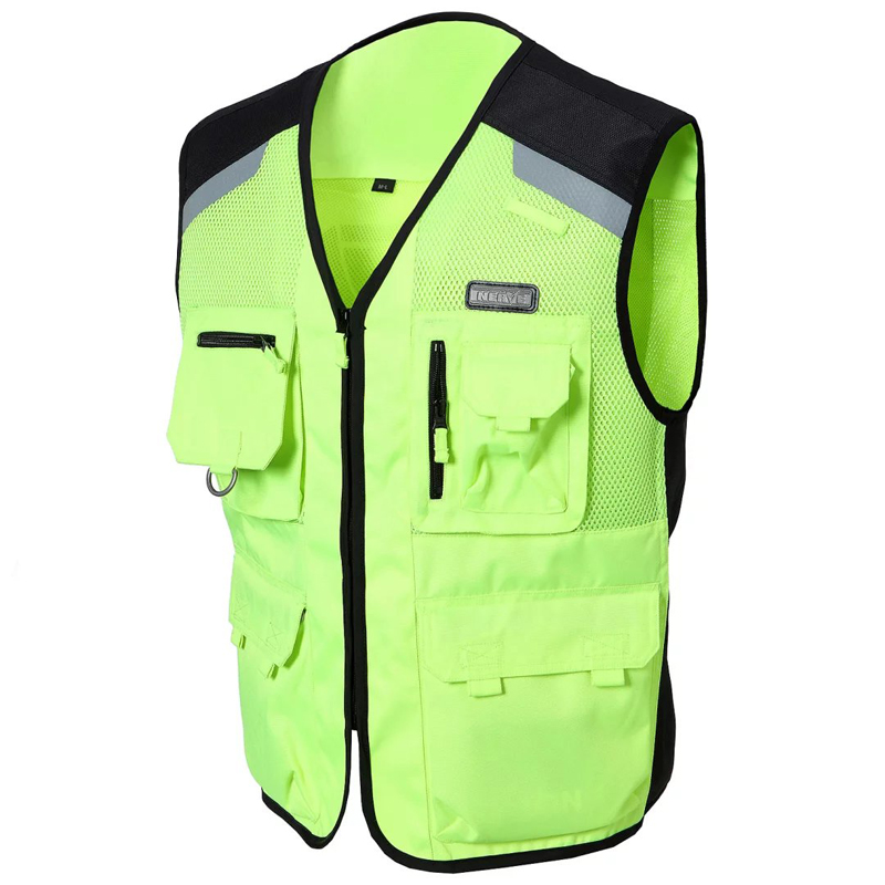 2016 NERVE Riding Tribe Reflective Safety Clothing Motorcycle Racing protective Vest Vis ...