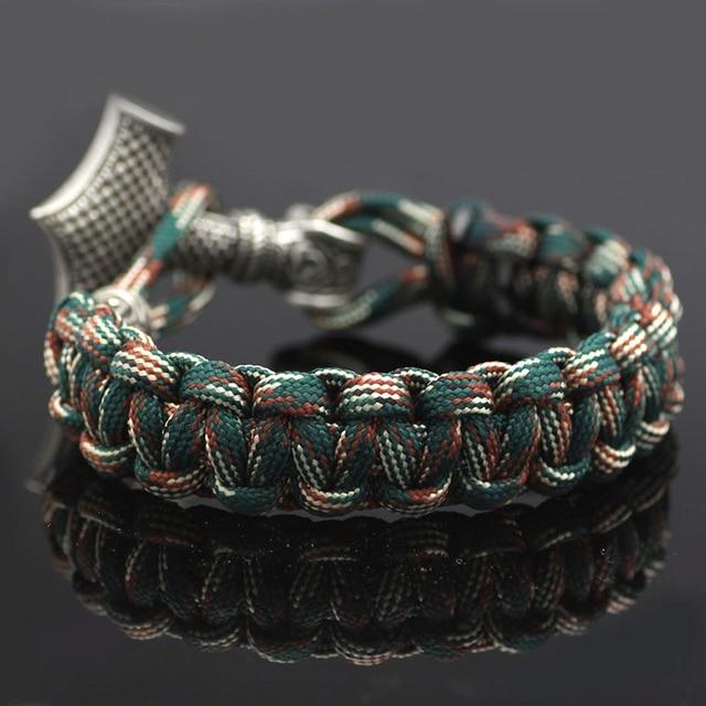 Bracelets Vintage corde tressée  6
