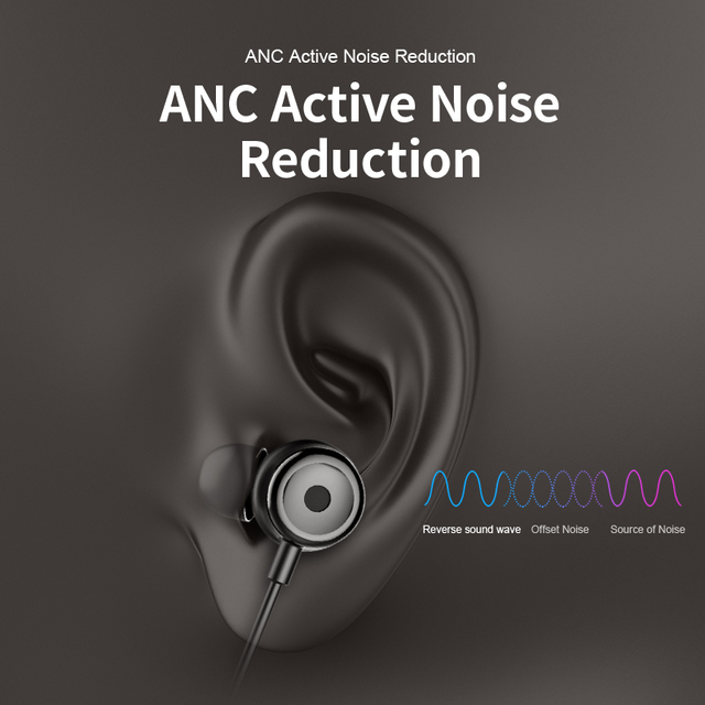 Earphone Active Noise Cancellation  3