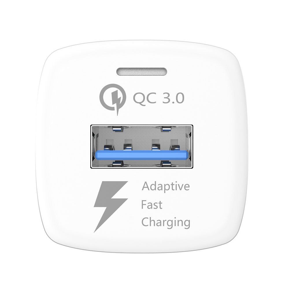 Quick Charge 3 0 USB Car Charger for Huawei P9 P10 P20 Mate20 Xiaomi Mi9 Samsung S8 S9 Plus Mobile Phone 18W QC3 0 Fast Charging in Car Chargers from Cellphones Telecommunications