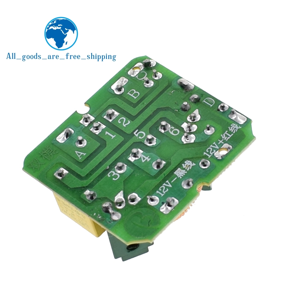 Image 5 - 12V to 220V Step UP Power Module 35W DC AC Boost Inverter Module Dual Channel Inverse Converter Booster Module Power Regulator-in Integrated Circuits from Electronic Components & Supplies