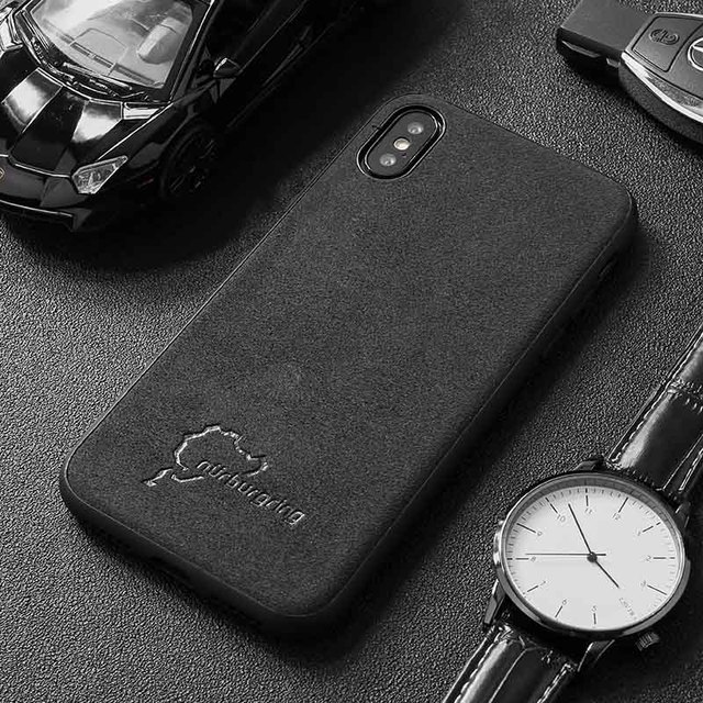 Hot Mustang Nurburgring Super racing cover case for iphone 12MiNi 12 Pro Max 7 8 6S Plus 11 Pro X XR XS Luxury car leather coque 1