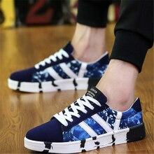 2017 Новый мужской Моды Обувь Весна Zapato Повседневная Дышащий Холст Обувь Мужчины Обувь Дышащая Обувь Размер 39-44