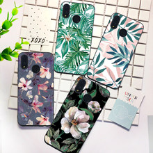 Shockproof Phone Cases For Huawei P Smart P20 Plus P10 P8 P9 Lite mini P9 Lite Smart P20 Pro Flowers Stars Case Cover Capa Coque(China)