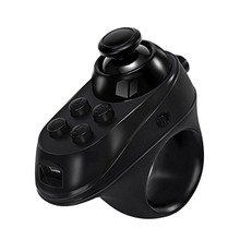 Mini Mobile Joystick Android Gamepad Controller Bluetooth Wireless VR glasses Remote Control For iPhone Tablet Mouse