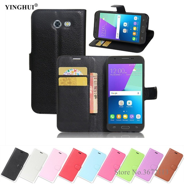 samsung galaxy j3 2017 phone case flip wallet