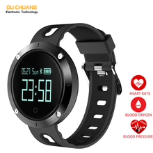 Touch Screen Smartwatches Multilingual Sport Digital Men Watches Heart Rate Sleep Monitor Pedometer Distance Calories Device