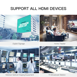 Image 5 - UGREEN HDMI 2.0 Cavo 4K 60Hz In Fibra Ottica HDMI Cavo 2.0 HDR per HD TV Box Proiettore PS4 cavo HDMI 10m 30m 50m 100m Cavo HDMI