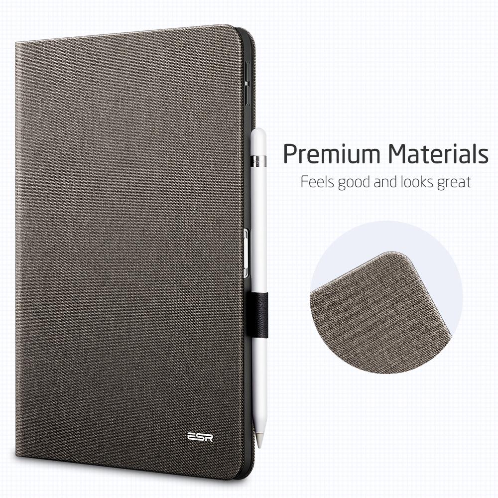Case For Ipad Pro 11 Simplicity PU Leather Smart Cover Folio Case Auto Wake Cover Case For New Ipad Pro 11 Release