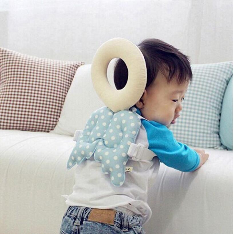 Newborns Head Protection Pillow Pad Toddler Headrest