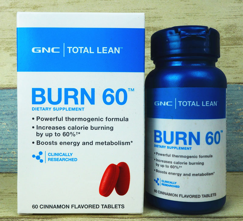 Free Shipping Burner 60 Increases Calorie Burning By Up To 60 % by health 1220mg 60