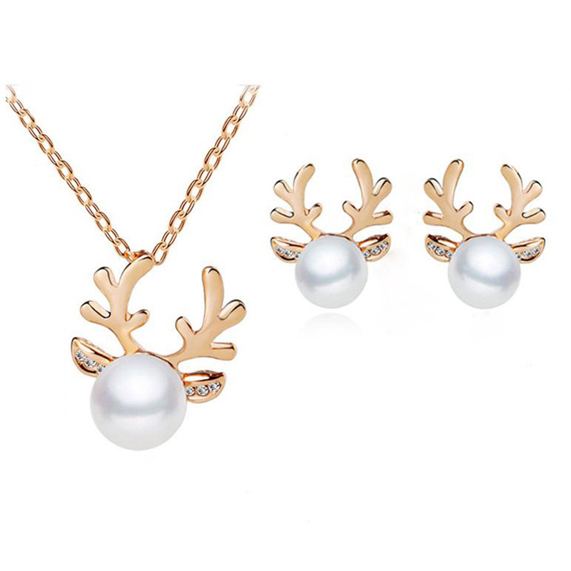 Christmas gift jewelry sets