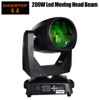 Free Shipping 200W LED Moving Head Light Gobo Beam China Tyanshine Led /Gobo Wheel/ FOCUS/ 8 facet Prism/ China Supplier CE ROHS