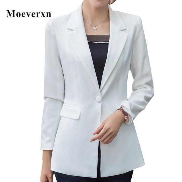 donna Brand new autunno women elegante blazer blazer formal rPrwqExR