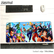 Dragon Ball padmouse 700x300mm pad to mouse notbook computer mousepad Vegeta gam