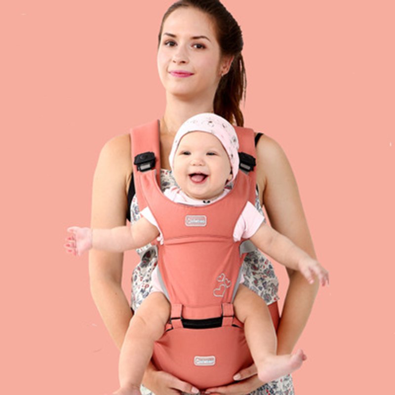 1-36 Months Baby Carrier Hipseat Breathable Portable Kangaroos Babies Multifunction Backpack for Carring Wrap Infants Sling Belt breathable baby carrier backpack portable infant newborn carrier kangaroo hipseat heaps sling carrier wrap