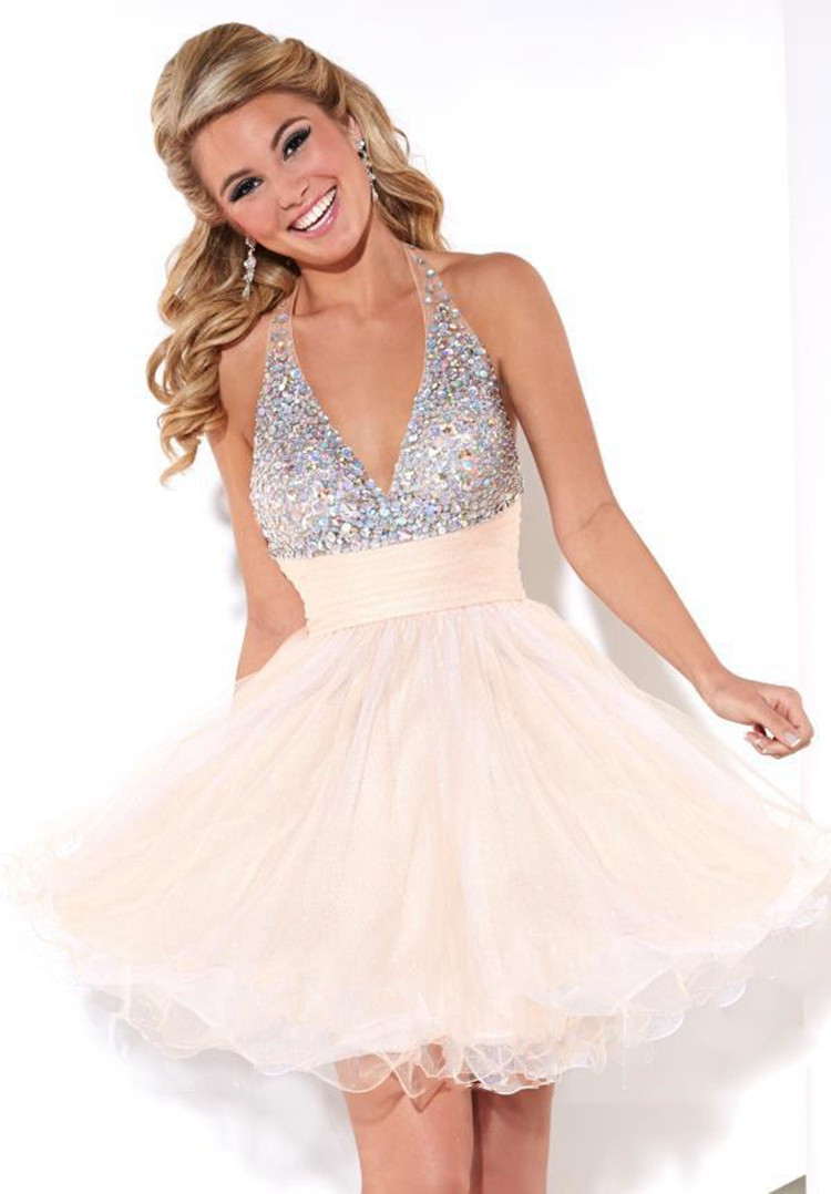 Cheap semi-formal homecoming dresses