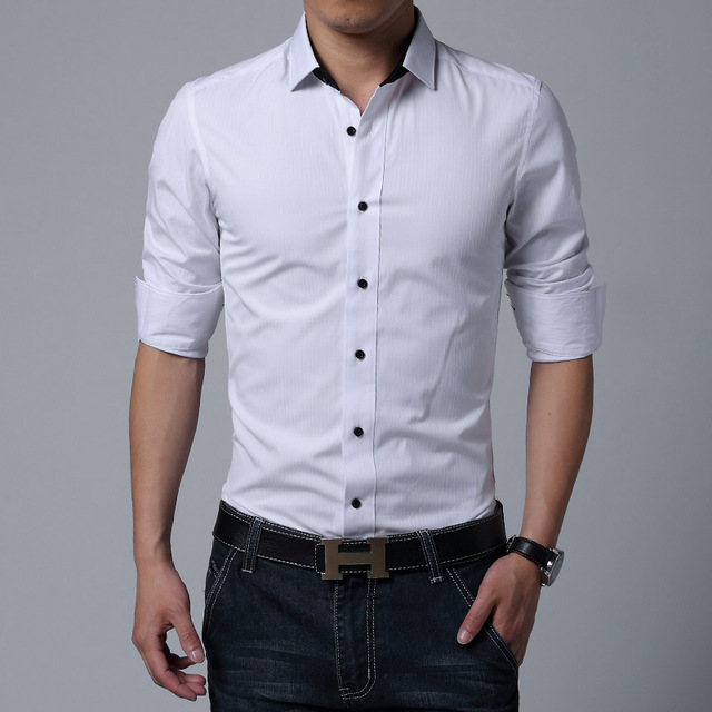 Casual Mens White Shirt South Park T Shirts
