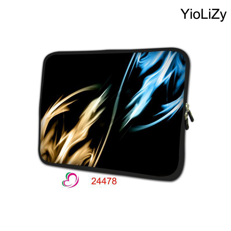 PC protective case Laptop tablet Bag 7 9.7 12 13.3 14.1 15.6 17.3 inch Notebook sleeve computer pouch cover women men NS-24478