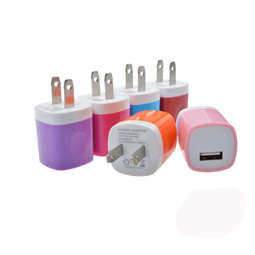 CARPRIE New Hot Home Wall Travel AC Power Charger Adapter for iPhone for Samsung Galaxy S7 portable charger usb charger