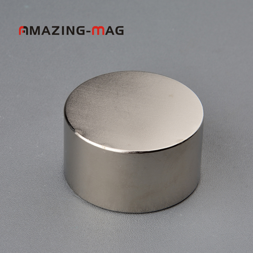 2PCS Super Powerful Neodymium Disc Magnet D45*25mm Strong Pull-force N42 Rare earth NdFeB женская футболка other 2015 3d loose batwing harajuku tshirt t a50