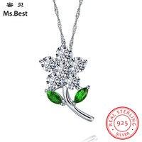 925 стерлингового серебра Для женщин Сова Цепочки и ожерелья Подвески Чокеры себе Ожерелья для мужчин для девочек подарок вечерние мать дете...