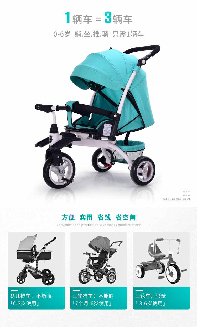 Baby Stroller For 1 Year Old