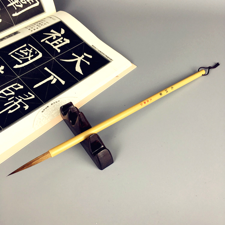 High Quality Long Small Regular Script Handwriting Brushes Calligraphy Pen Brushes Weasel Hair Painting Outline Pen 2pcs руководство разработчика на microsoft script host 2 0