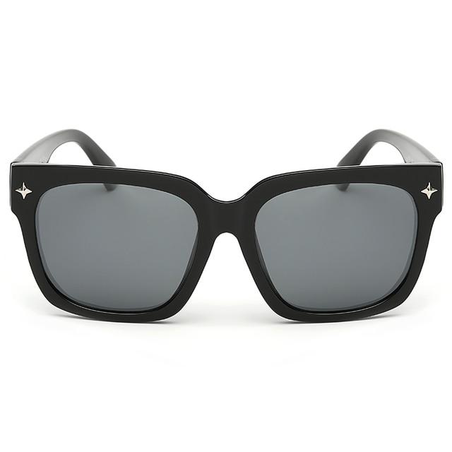 c8e6192b67 Gafas de sol de las mujeres Grandes gafas de marco TR90 gafas de sol  recetados marcos ...