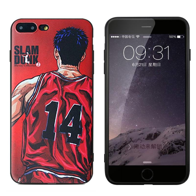 Funda de teléfono de la serie Slam Dunk de diseño de moda para - Accesorios y repuestos para celulares - foto 6