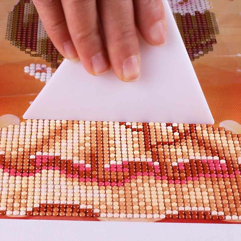 Фиксированный инструмент для DIY алмазной живописи, инструмент для вышивки крестиком, аксессуары для алмазной живописи, Набор алмазной живописи большой емкости