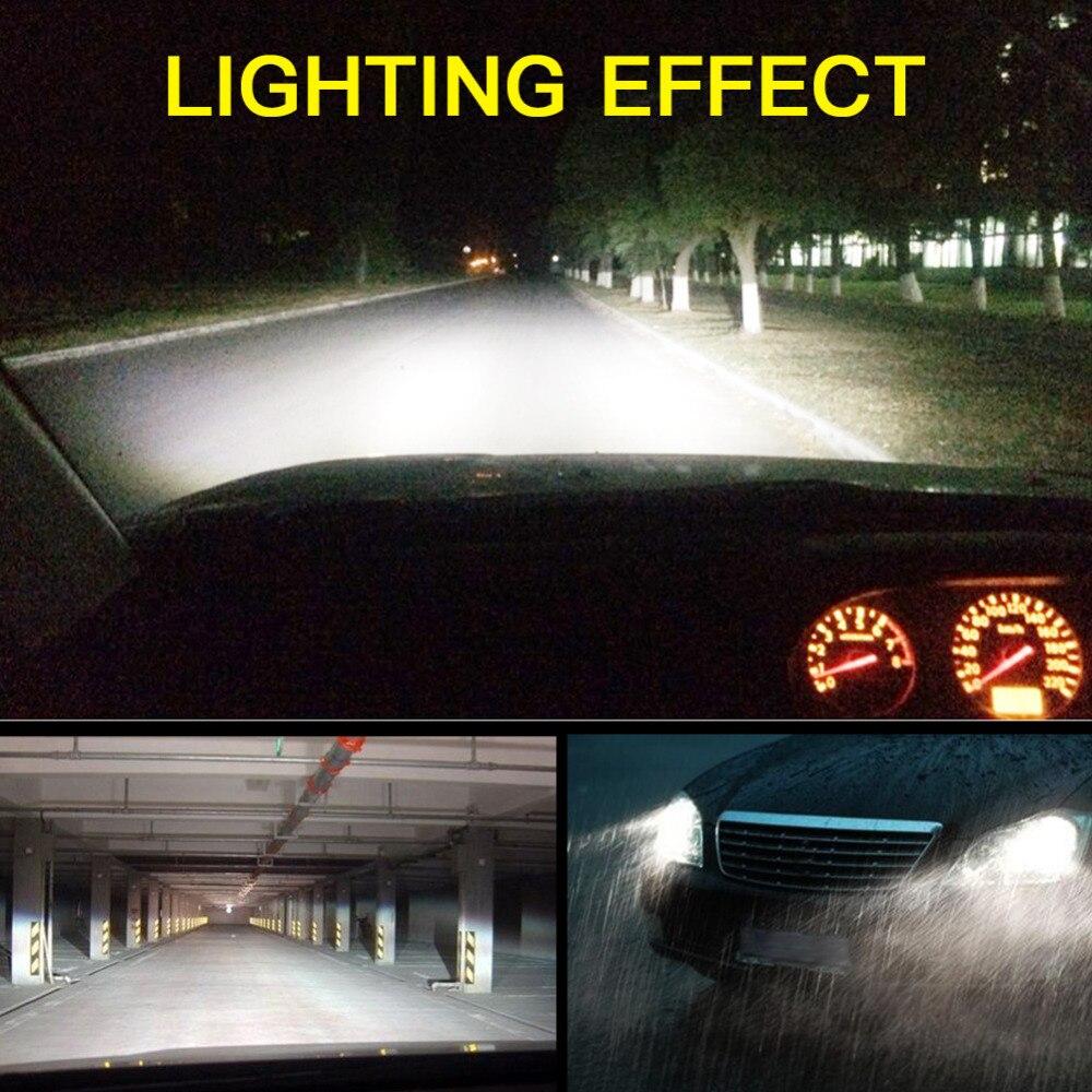 55W D2S Xenon H7 H4 H1 H11 H3 H8 H9 881 9005 HB3 9006 HB4 HID Xenon - Auto lukturi - Foto 5