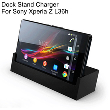 Original Sony Desktop Charging Dock Stand Charger DK26 For SONY Xperia L36h Xperia Z c660x L36i c6603 цены онлайн